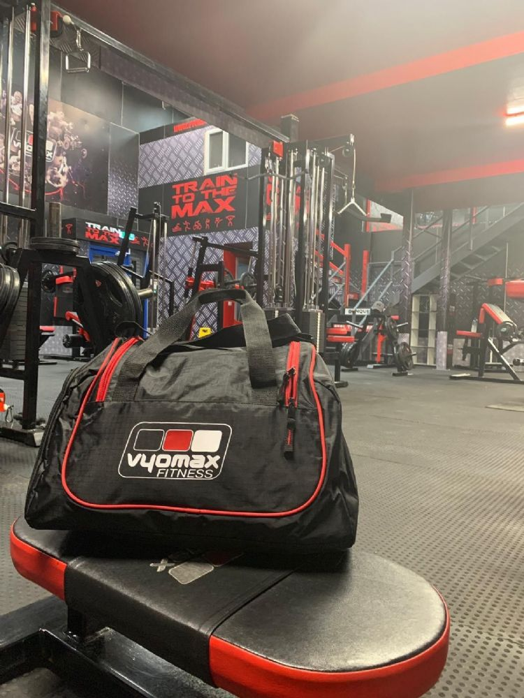 VYOMAX® FITNESS BAG